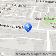Karte DIALOQ forum Bremen, Deutschland