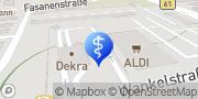 Karte DEKRA Automobil GmbH Niederlassung Minden Minden, Deutschland