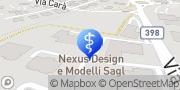 Map medicalvillage urologia Manno, Switzerland