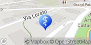 Map CENTRO OCULISTICO LUGANO SA Lugano, Switzerland