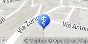 Map Dr. Giuseppe Aronna Lugano, Switzerland