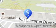 Map Servizio Cure a domicilio SCuDo Lugano, Switzerland