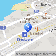 Karte Martha Kuster Steckborn, Schweiz