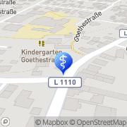 Karte your personal wellnesscoach Kirchardt, Deutschland