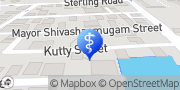 Map Pepgra Healthcare Chennai, India