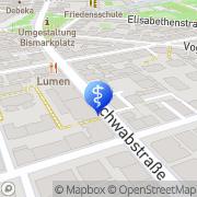 Karte Klaus Würthner Stuttgart, Deutschland