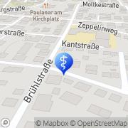 Karte Elec System Magnetfeld vet. und Bio-Oszillator Handelsvertretung Peter Eppinger Leinfelden-Echterdingen, Deutschland