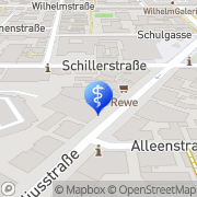 Karte Dr. Peter Weil, Dr. R. Huber, Dr. Ralf Schilling Ludwigsburg, Deutschland