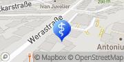 Karte Katholische Sozialstation Stuttgart, Deutschland