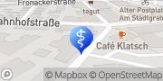 Karte ERGOPLUS Waiblingen - Praxis für Ergotherapie Waiblingen, Deutschland