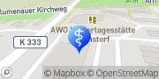 Karte tegeler ambulante & häusliche Pflege Wunstorf, Deutschland