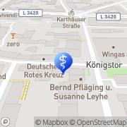 Karte Psychotherapeutische Praxis Rothe-Jokisch Lona Kassel, Deutschland
