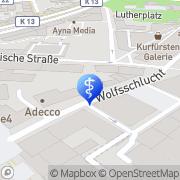 Karte Ursula Kolczak Naumann Kassel, Deutschland