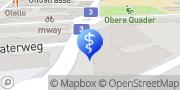 Map Prof. Dr. med. Rützler Manfred - Chur Chur, Switzerland