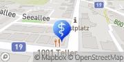 Karte Naturheilpraxis - Naturheilmittel und mehr Heiden AR, Schweiz