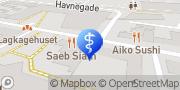 Kort Middelfart Implantatcenter Middelfart, Danmark