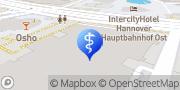 Karte MPU - BfK Beratungsstelle GmbH Hannover, Deutschland