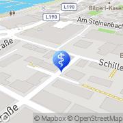 Karte Berufsverband Österreichischer Psychologinnen u Psychologen (BÖP) Bregenz, Österreich