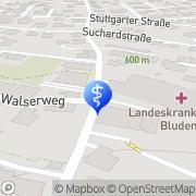 Karte Jochum Bernhard Dr Bludenz, Österreich
