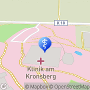 Karte Klinik am Kronsberg Hannover, Deutschland