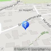 Karte Susanne Stolzenberg Krankengymnastik Eschach, Deutschland