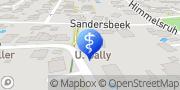 Karte Praxis für Physiotherapie Ulrike Dally Göttingen, Deutschland