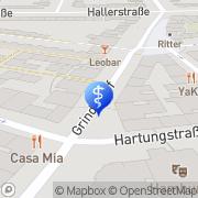 Karte Eeg Seminare Hamburg, Deutschland