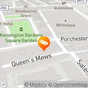 Map The Best Western Phoenix Hotel London, United Kingdom