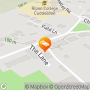 Map The Bat & Ball Inn Oxford, United Kingdom