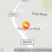 Map The Bird In Hand Inn, Witney Witney, United Kingdom