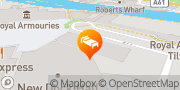 Map Holiday Inn Express Leeds City Centre - Armouries Leeds, United Kingdom