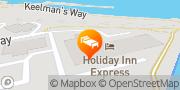 Map Holiday Inn Express Newcastle - Metro Centre Newcastle upon Tyne, United Kingdom
