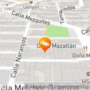 Map Marina Fiesta Resort & Spa San Lucas, Mexico