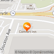 Map Comfort Inn Fort Collins North Fort Collins, United States
