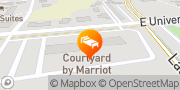 Map Courtyard by Marriott Las Cruces at NMSU Las Cruces, United States