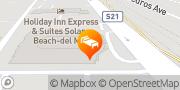 Map Courtyard by Marriott San Diego Del Mar/Solana Beach Solana Beach, United States