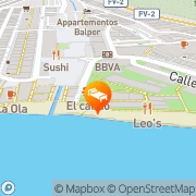 Map Club Magic Life Fuerteventura Imperial Morro del Jable, Spain