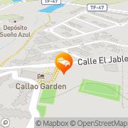 Map Grand Hotel Callao Callao Salvaje, Spain