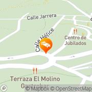 Map Cala Chica Las Negras, Spain