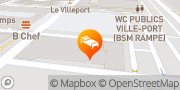 Carte de Holiday Inn Express Saint - Nazaire Saint-Nazaire, France