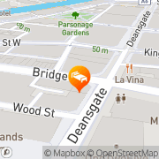 Map Padhotels Deansgate Apartments Manchester, United Kingdom