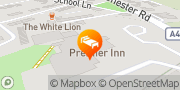 Map Premier Inn Wirral Childer Thornton Wirral, United Kingdom