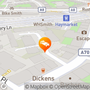 Map Apartments Lets Edinburgh Edinburgh, United Kingdom