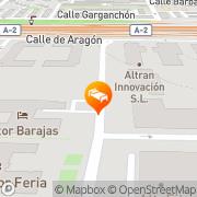 Map Axor Feria Madrid, Spain