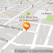 Map Apartamentos Salvia 4 Madrid, Spain