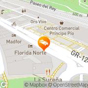 Map Celuisma Florida Norte Madrid, Spain