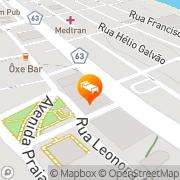 Map Holiday Inn Express Natal Natal, Brazil