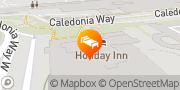 Map Holiday Inn Glasgow Airport Glasgow, United Kingdom