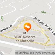 Map VIME La Reserva de Marbella Marbella, Spain