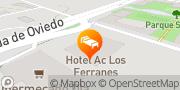 Map AC Hotel by Marriott Gijón Gijón, Spain